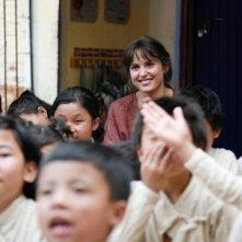 Verónica Echegui è la protagonista del film Katmandú, un espejo en el cielo (2011)