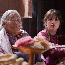 Verónica Echegui è la protagonista di Katmandú, un espejo en el cielo (2011)