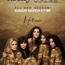 Army Wives: un poster della stagione 6
