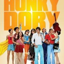 Hunky Dory: la locandina del film