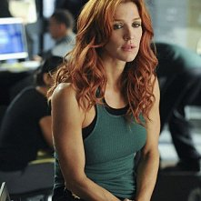 Unforgettable: Poppy Montgomery in un momento dell'episodio Friended