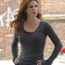 Unforgettable: Poppy Montgomery nell'episodio Up In Flames