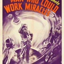 L'uomo dei miracoli: la locandina del film