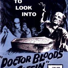 La bara del Dottor Sangue: la locandina del film