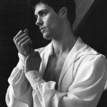 Roberto Bolle in uno scatto di Bruce Weber