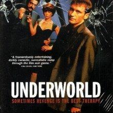 Underworld - Vendetta sotterranea: la locandina del film