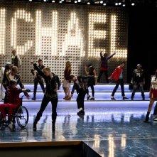 Glee: una coreografia dell'episodio Michael