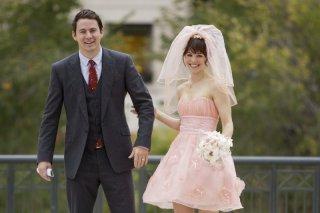 Gli sposi Rachel McAdams e Channing Tatum in La memoria del cuore