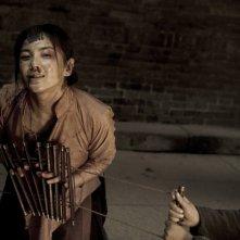 Kitty Zhang Yuqi in una drammatica scena del film White Deer Plain