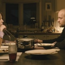 Mercy: Birgit Minichmayr e Jürgen Vogel in una scena del film