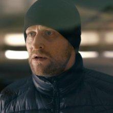 Mercy: Jürgen Vogel in una scena del film