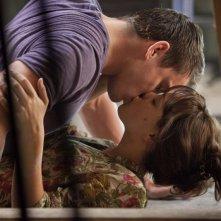Rachel McAdams con Channing Tatum in La memoria del cuore