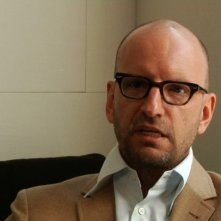 Steven Soderbergh in una scena del documentario Side by Side
