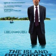 The Island President: la locandina del film
