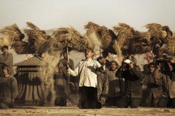 White Deer Plain: una scena del film diretto da Wang Quan'an