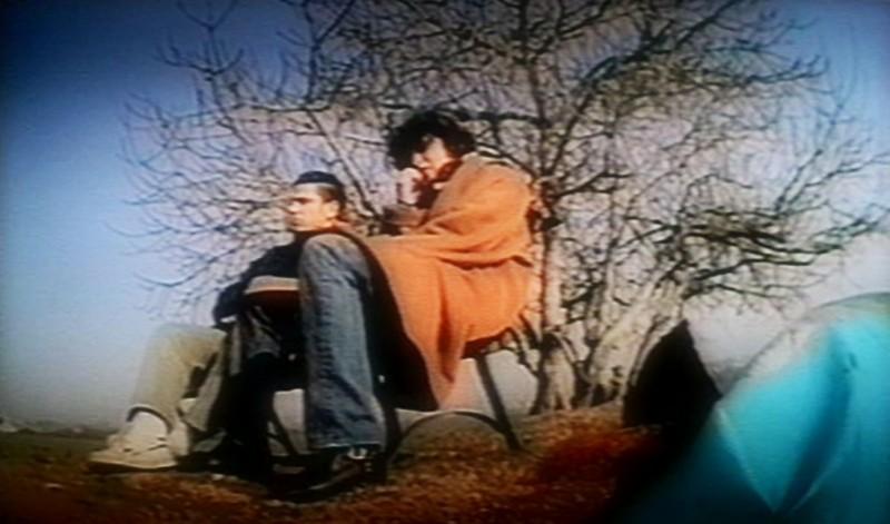 Dorme Una Scena Del Film D Esordi Odi Eros Puglielli 231062