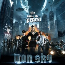 Iron Sky: poster USA