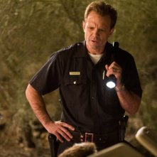 Take Me Home Tonight: Michael Biehn in una scena del film