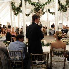 Tre uomini e una pecora: il discorso dello sposo in una scena del film