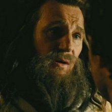 Wrath of the Titans: Liam Neeson in una scena del film