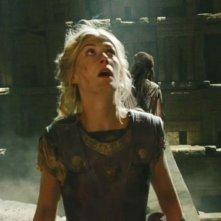 Wrath of the Titans: Rosamund Pike in una scena del film