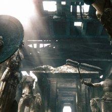 Wrath of the Titans: una scena tratta dal film