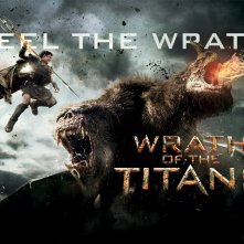 Wrath of the Titans: uno dei bellissimi wallpaper del film