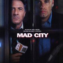 Mad City - Assalto alla notizia: la locandina del film