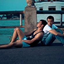 Vinh Khoa Ho e Manh Hai Luong in Lost in Paradise