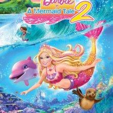 Barbie e l'avventura nell'oceano 2: la locandina del film