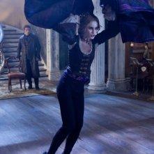 Erin Wasson nei panni della vampira Vadoma in un'immagine tratta dal film La leggenda del cacciatore di vampiri