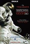 Magnificent Desolation: Walking on the Moon 3D: la locandina del film