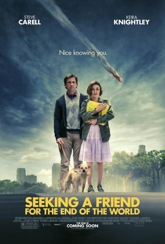 Seeking A Friend For The End Of The World Ecco La Prima Locandina 231438