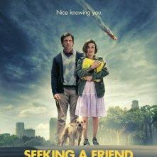 Seeking a Friend for the End of the World: ecco la prima locandina