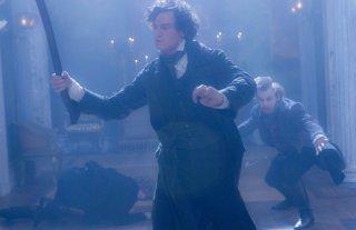 Una scena d'azione tratta dal film La leggenda del cacciatore di vampiri