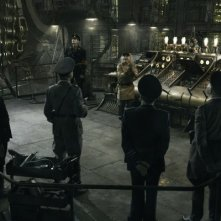 Iron Sky, una scena del film