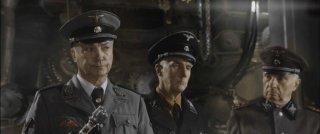 Iron Sky, una scena del film di Timo Vorensuola