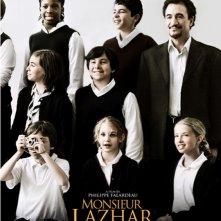 Monsieur Lazhar: ecco la nuova locandina