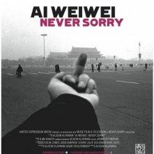 Ai Weiwei: Never Sorry: ecco la locandina del documentario