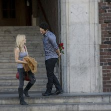 James Franco con Ashley Hinshaw in Cherry