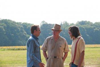 Jayne Mansfield's Car: Billy Bob Thornton sul set del film con Kevin Bacon e Robert Patrick