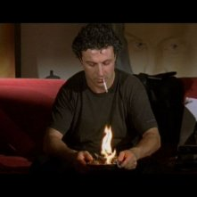 Massimo Berra nel cortometraggio Ultima immagine