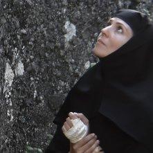 Metéora: Tamila Koulieva in una scena del film