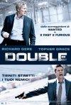 The Double: ecco la locandina italiana