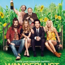 Wanderlust: nuovo poster USA