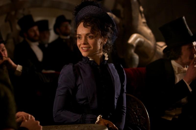 Bel Ami: Christina Ricci in un'immagine tratta dal film