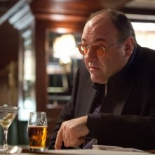 James Gandolfini in una scena di Cogan's Trade