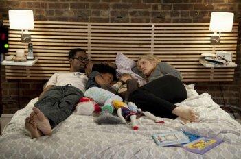 Chris Rock e Julie Delpy in un'immagine familiare di Two Days in New York