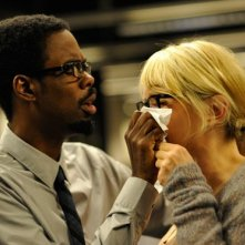 Chris Rock e Julie Delpy in una tenera immagine di Two Days in New York