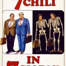 7 chili in 7 giorni (1986) locandina del film